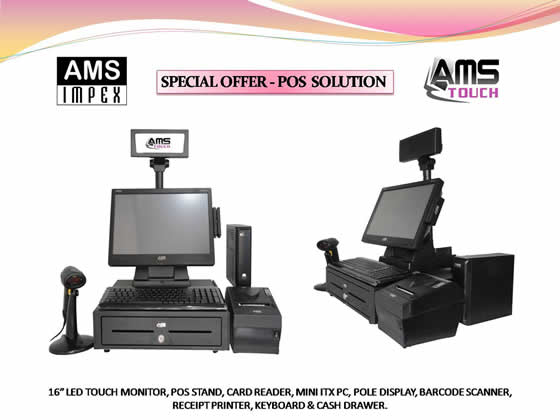 Launched POS Package - Special Price Offer